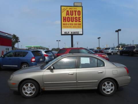 2002 Hyundai Elantra for sale at AUTO HOUSE WAUKESHA in Waukesha WI