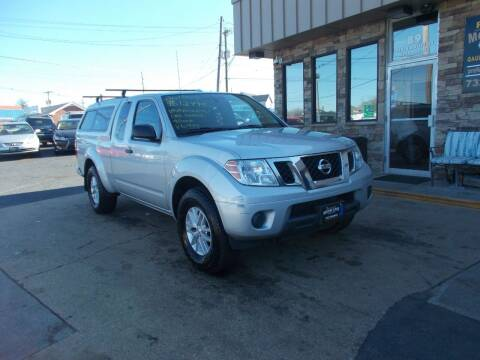 2015 Nissan Frontier for sale at Preferred Motor Cars of New Jersey in Keyport NJ