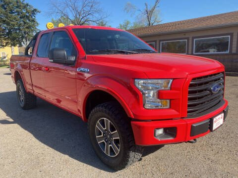 2016 Ford F-150 for sale at Truck City Inc in Des Moines IA