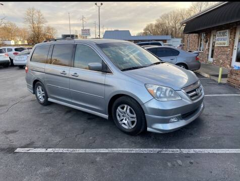 2006 Honda Odyssey for sale at Auto Choice in Belton MO