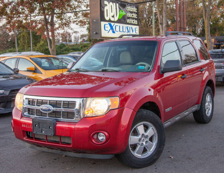 2008 Ford Escape for sale at EXCLUSIVE MOTORS in Virginia Beach VA