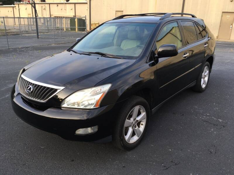 2008 Lexus RX 350 for sale at Legacy Motor Sales in Norcross GA