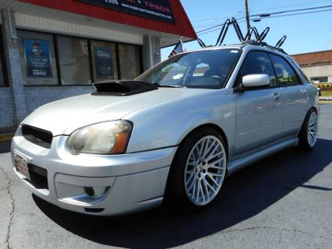 2005 Subaru Impreza for sale at Super Sports & Imports in Jonesville NC