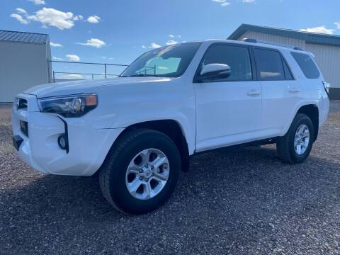 2020 Toyota 4Runner for sale at FAST LANE AUTOS in Spearfish SD