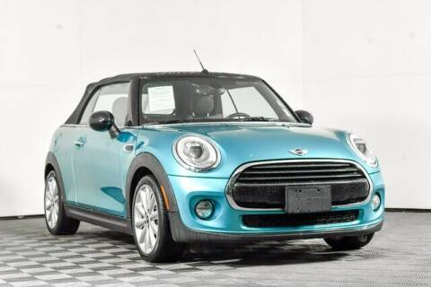 2018 MINI Convertible for sale at Washington Auto Credit in Puyallup WA