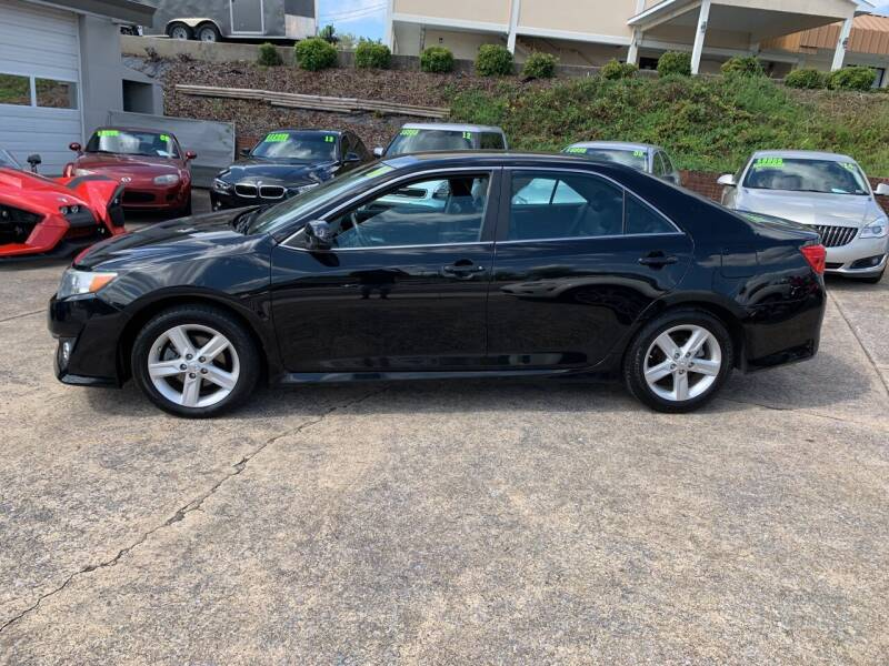 2014 Toyota Camry for sale at State Line Motors in Bristol VA