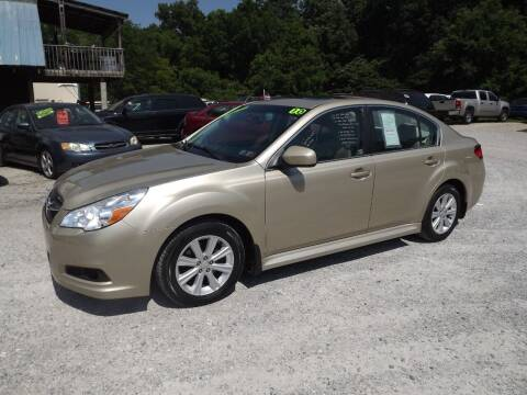2010 Subaru Legacy for sale at Country Side Auto Sales in East Berlin PA