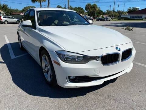 2015 BMW 3 Series for sale at LUXURY AUTO MALL in Tampa FL