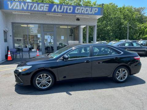 2016 Toyota Camry for sale at Vantage Auto Group in Brick NJ
