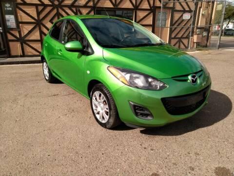 2013 Mazda MAZDA2 for sale at Used Car Showcase in Phoenix AZ