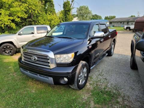 2008 Toyota Tundra for sale at Clare Auto Sales, Inc. in Clare MI
