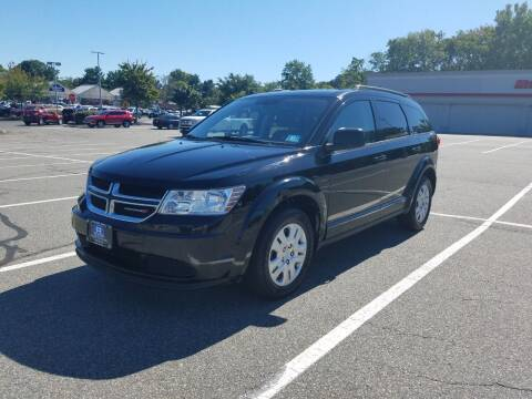 2015 Dodge Journey for sale at B&B Auto LLC in Union NJ