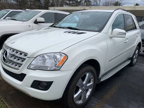 2011 Mercedes-Benz M-Class for sale at Boardman Auto Mall in Boardman OH