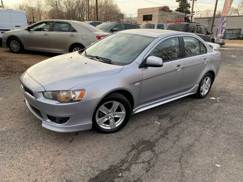 2009 Mitsubishi Lancer for sale at Crazy Cars Auto Sale in Jersey City NJ