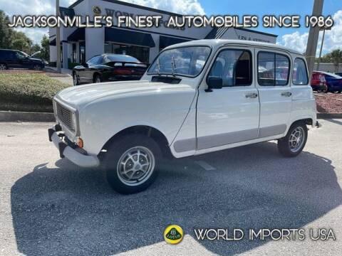 1986 Renault 4GTL