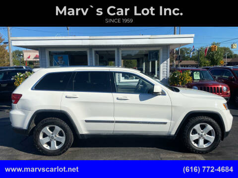 2011 Jeep Grand Cherokee for sale at Marv`s Car Lot Inc. in Zeeland MI
