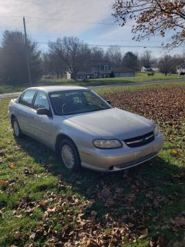 2001 Chevrolet Malibu for sale at Alpine Auto Sales in Carlisle PA
