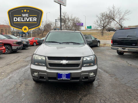 2008 Chevrolet TrailBlazer for sale at E H Motors LLC in Milwaukee WI