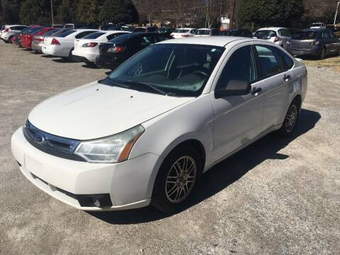 2011 Ford Focus for sale at Deme Motors in Raleigh NC
