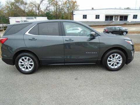 2020 Chevrolet Equinox for sale at Norman-Blackmon Motor Company Inc in Greenville AL