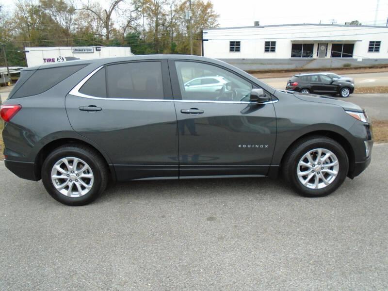 2020 Chevrolet Equinox for sale at Norman-Blackmon Motor Company Inc in Greenville AL