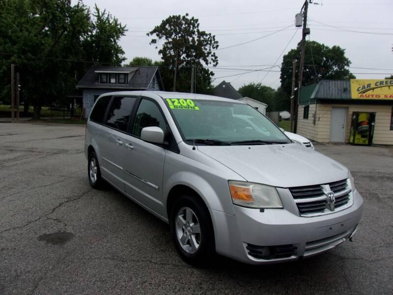 2008 Dodge Grand Caravan for sale at Car Credit Auto Sales in Terre Haute IN