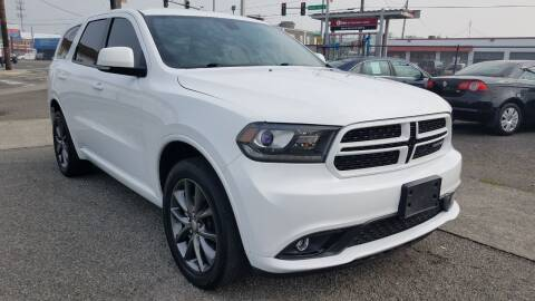 2018 Dodge Durango for sale at Seattle's Auto Deals in Seattle WA