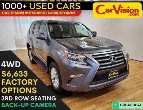 2017 Lexus GX 460 for sale at Car Vision Buying Center in Norristown PA