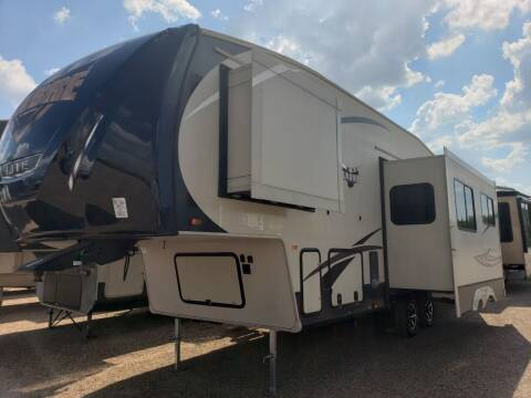 2017 Forest River sabre 28bh  for sale at Ultimate RV in White Settlement TX