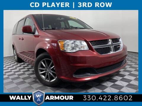 2016 Dodge Grand Caravan for sale at Wally Armour Chrysler Dodge Jeep Ram in Alliance OH
