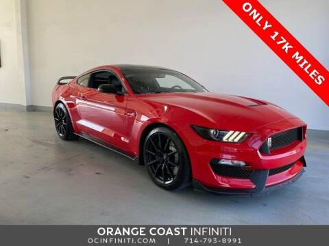 2017 Ford Mustang for sale at ORANGE COAST CARS in Westminster CA