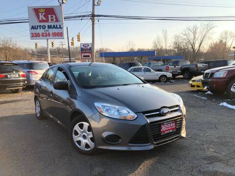 2014 Ford Focus for sale at KB Auto Mall LLC in Akron OH