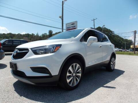 2018 Buick Encore for sale at Deer Park Auto Sales Corp in Newport News VA