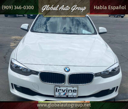 2015 BMW 3 Series for sale at Global Auto Group in Fontana CA