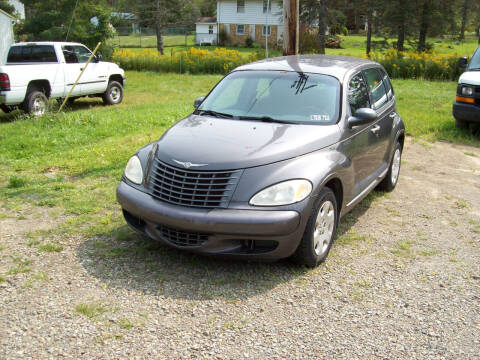 2004 Chrysler PT Cruiser for sale at Summit Auto Inc in Waterford PA