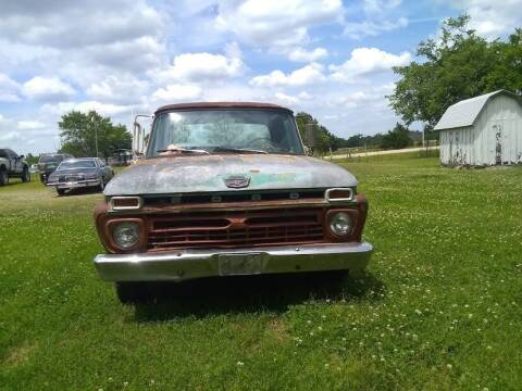 1966 Ford F-150 Heritage