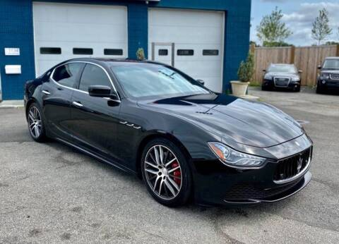 2015 Maserati Ghibli for sale at Saugus Auto Mall in Saugus MA