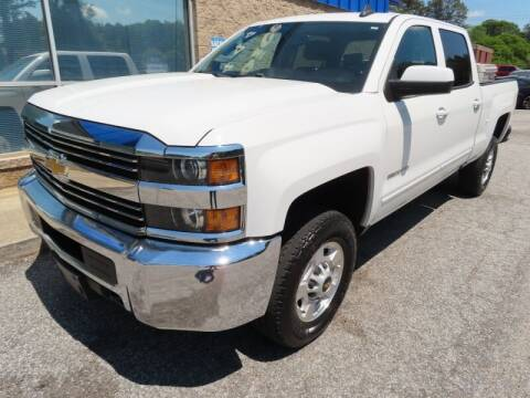 2016 Chevrolet Silverado 2500HD for sale at Southern Auto Solutions - 1st Choice Autos in Marietta GA