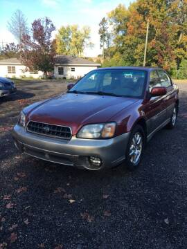2003 Subaru Outback for sale at MILLDALE AUTO SALES in Portland CT