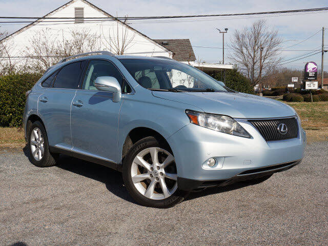 2010 Lexus RX 350 for sale at Auto Mart in Kannapolis NC