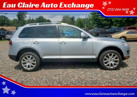 2010 Volkswagen Touareg for sale at Eau Claire Auto Exchange in Elk Mound WI