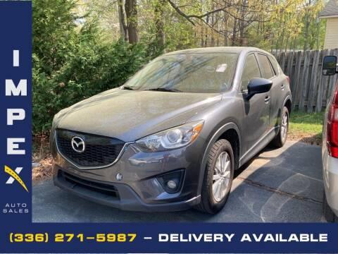 2014 Mazda CX-5 for sale at Impex Auto Sales in Greensboro NC