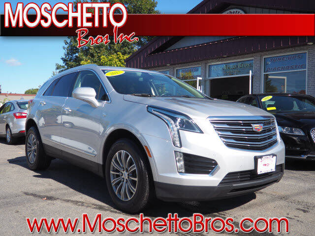 2017 Cadillac XT5 for sale at Moschetto Bros. Inc in Methuen MA
