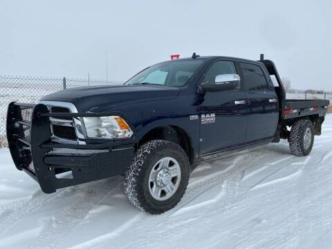 2014 RAM Ram Pickup 2500 for sale at FAST LANE AUTOS in Spearfish SD