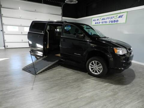 2019 Dodge Grand Caravan for sale at ALL MOBILITY STORE in Delmar MD