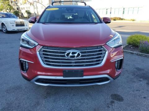 2017 Hyundai Santa Fe for sale at OFIER AUTO SALES in Freeport NY