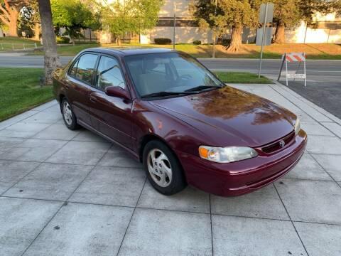 1998 Toyota Corolla for sale at Top Motors in San Jose CA