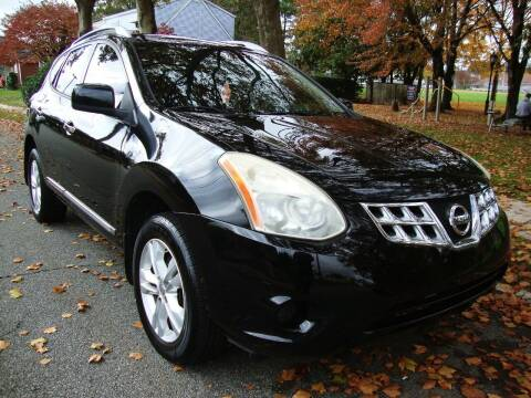 2012 Nissan Rogue for sale at Discount Auto Sales in Passaic NJ
