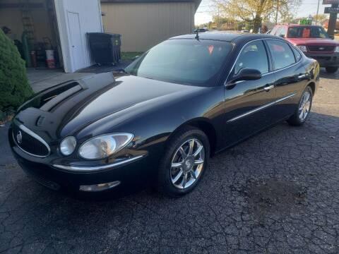 2005 Buick LaCrosse for sale at Van Kalker Motors in Grand Rapids MI