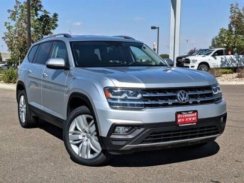 2019 Volkswagen Atlas for sale at Rocky Mountain Commercial Trucks in Casper WY